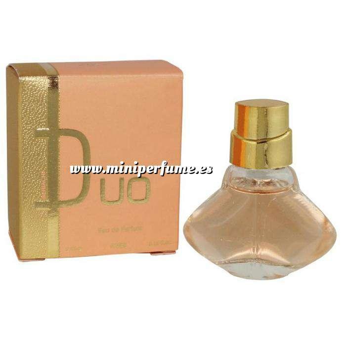 Imagen -Mini Perfumes Mujer Duo Femme Eau de Parfum by Riachi 5ml. (Ideal Coleccionistas) (Últimas Unidades)