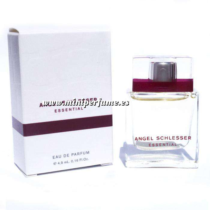 Imagen -Mini Perfumes Mujer Essential Eau de Parfum by Angel Schlesser 4.9ml. (Últimas Unidades)