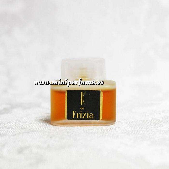 Imagen -Mini Perfumes Mujer K Eau de Parfum by Krizia 3ml. SIN CAJA (Últimas Unidades)