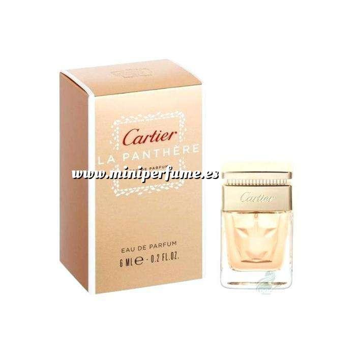Imagen -Mini Perfumes Mujer La Panthere EDP by Cartier 6ml. (Últimas unidades)
