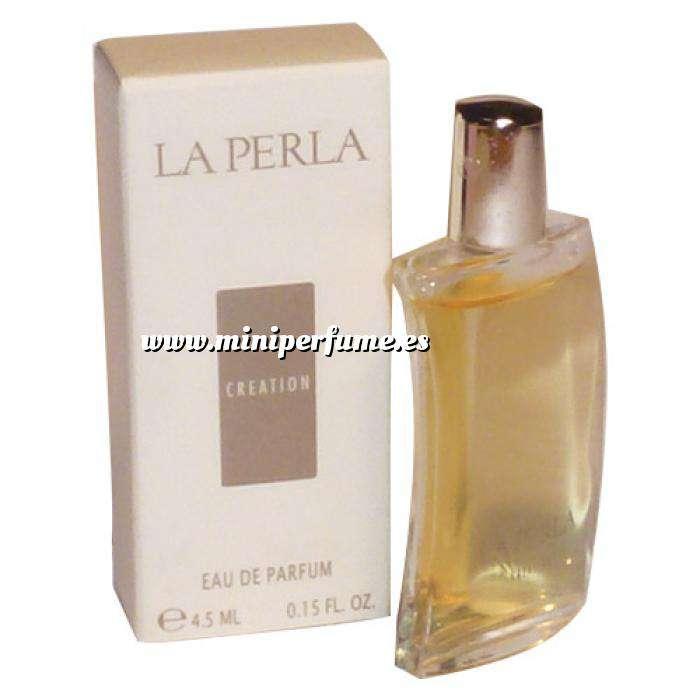 Imagen -Mini Perfumes Mujer La Perla Creation Eau de Parfum by La Perla 4,5ml. (IDEAL COLECCIONISTAS) (Últimas Unidades)