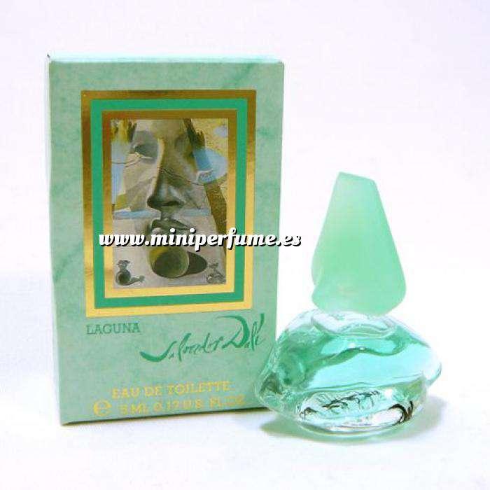 Imagen -Mini Perfumes Mujer Laguna Eau de Toilette by Salvador Dalí 5ml. (Últimas Unidades)