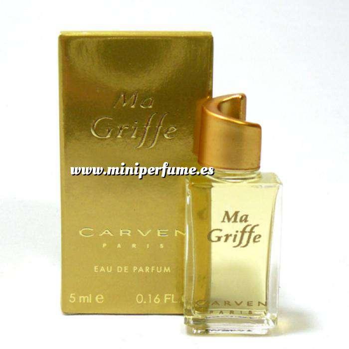 Imagen -Mini Perfumes Mujer Ma Griffe Eau de Parfum by Carven 5ml. (Últimas Unidades)