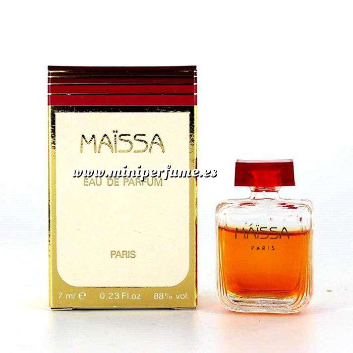 Imagen -Mini Perfumes Mujer Maissa Eau de Toilette by Jean Louis Vermeil 7ml. (Últimas Unidades)