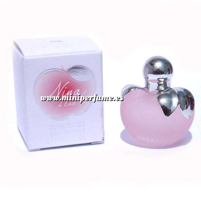 Imagen -Mini Perfumes Mujer Nina L Eau Eau Fraiche by Nina Ricci (Últimas Unidades)