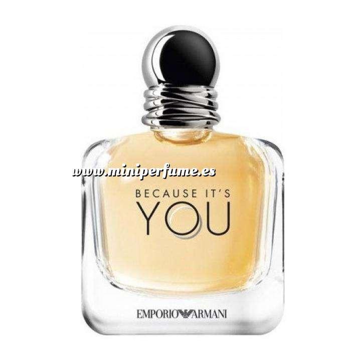 Imagen -Mini Perfumes Mujer Stronger With You 5ml - Emporio Armani - Caja blanca (Últimas Unidades)
