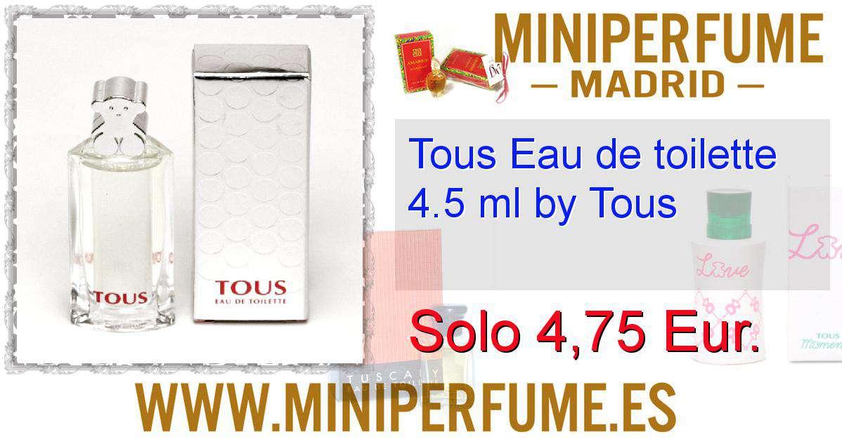 Tous Eau De Ml By 4 Toilette 5 4L5qcR3Aj