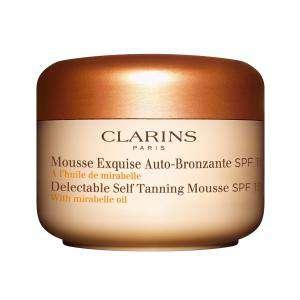 Cosmetica - CLARINS Mousse Sublime Exquise Autobronceante e Hidratante 125ml (Últimas Unidades)