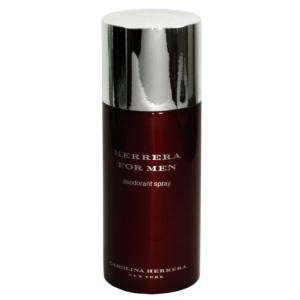 Cuidado Personal - CAROLINA HERRERA FOR MEN Desodorante Spray 150ml (Últimas Unidades)