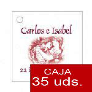 Imagen Etiquetas impresas Etiqueta Modelo A09 (Paquete de 35 etiquetas 4x4)