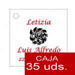Imagen Etiquetas impresas Etiqueta Modelo A14 (Paquete de 35 etiquetas 4x4)