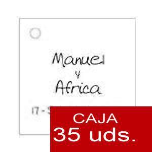 Imagen Etiquetas impresas Etiqueta Modelo B04 (Paquete de 35 etiquetas 4x4)