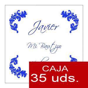 Etiquetas impresas - Etiqueta Modelo C23 (Paquete de 35 etiquetas 4x4)