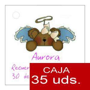 Etiquetas impresas - Etiqueta Modelo E24 (Paquete de 35 etiquetas 4x4)