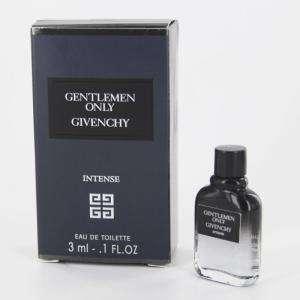 Mini Perfumes Hombre - Gentlemen Only Intense Eau de Toilette by Givenchy 3ml. (Últimas unidades)