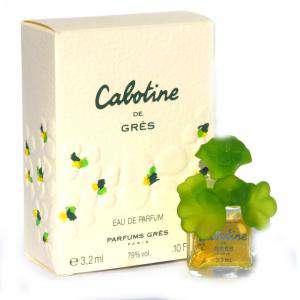 Mini Perfumes Mujer - Cabotine by Grés (Últimas Unidades)