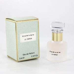 Mini Perfumes Mujer - Carven Le Parfum Eau de Parfum by Carven 5ml. (Últimas Unidades)