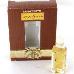 Mini Perfumes Mujer - Legno di Sandalo Eau de Toilette by Compagnia delle Indie 7ml. (Últimas Unidades)