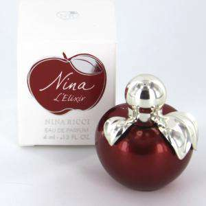 Mini Perfumes Mujer - Nina L Elixir Eau de Parfum by Nina Ricci 4ml. (Últimas Unidades)
