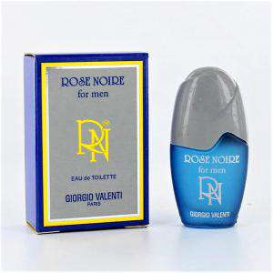 Mini Perfumes Mujer - Rose Noire for men Eau de Toilette by Giorgio Valenti 5ml. (Últimas Unidades)