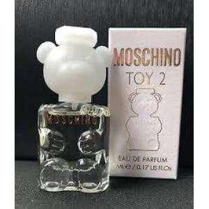 Mini Perfumes Mujer - Toy 2 de Moschino EDP para mujer by Moschino 5ml. (Últimas Unidades)