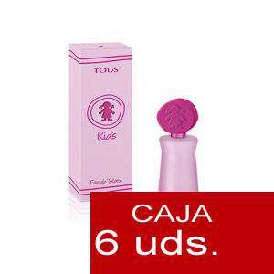 Tous Niños - Tous KIDS GIRL Eau de Toilette 4 ml by Tous PACK 6 UNIDADES (Últimas Unidades)