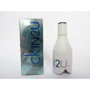 -Mini Perfumes Hombre - CK IN2U Eau de toilette 15 ml (Últimas Unidades)