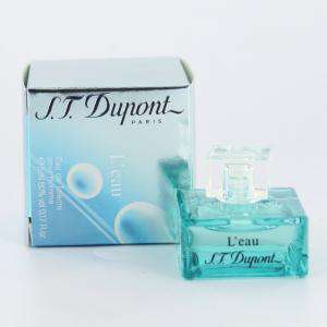 -Mini Perfumes Hombre - L Eau pour homme by S.T. Dupont 4.5ml. (Últimas Unidades)
