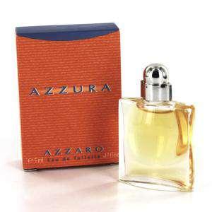 -Mini Perfumes Mujer - Azzura Eau de Toilette by Azzaro 5ml. (Últimas unidades)