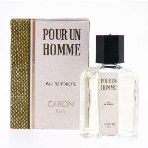 -Mini Perfumes Mujer - Caron pour homme 4.5 ml (IDEAL COLECCIONISTAS) (Últimas Unidades)