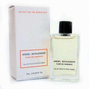 -Mini Perfumes Mujer - Flor de Naranjo Eau de Toilette by Angel Schlesser 7ml. (Últimas Unidades)