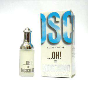 -Mini Perfumes Mujer - OH! de Moschino Eau de Toilette para mujer by Moschino 4ml. (Últimas Unidades)