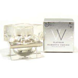 -Mini Perfumes Mujer - VV Platinum Eau de Parfum de Roberto Verino 4ml. (Últimas Uds.) (Últimas Unidades)