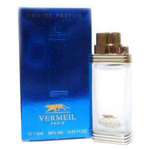 -Mini Perfumes Mujer - Vermeil Eau de Parfum by Jean-Louis Vermeil 7.5ml. (Últimas Unidades)