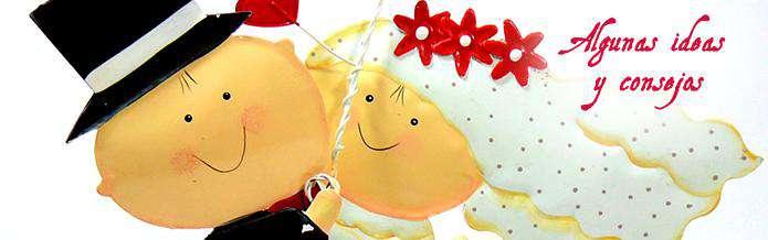 Muñecos boda - Algunas ideas
