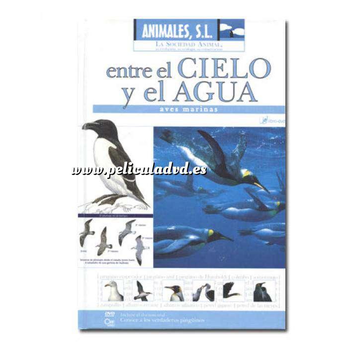 Imagen Animales S.L. DVD Animales S.L. - Entre el cielo y el agua (Últimas Unidades)