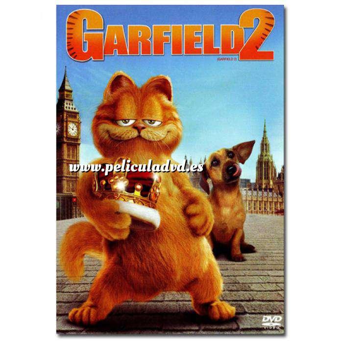 Imagen Cine Infantil DVD Cine infantil - Garfield 2