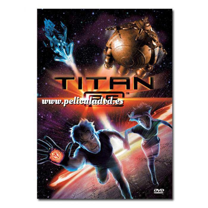 Imagen Cine Infantil DVD Cine infantil - Titan AE