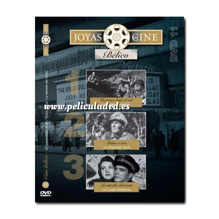 Imagen Joyas del cine Joyas del Cine 11 - Un Paseo Bajo el Sol / Todos a Una / La Estrella del Norte (Últimas Unidades)