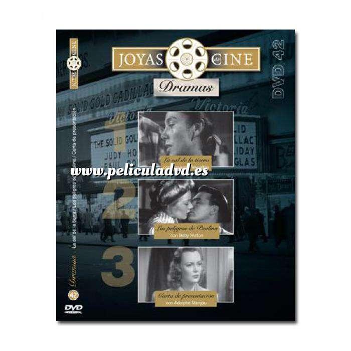 Imagen Joyas del cine Joyas del Cine 42 - Dramas - La sal de la tierra / Los peligros de Paulina / Carta de Presentación (Últimas Unidades)