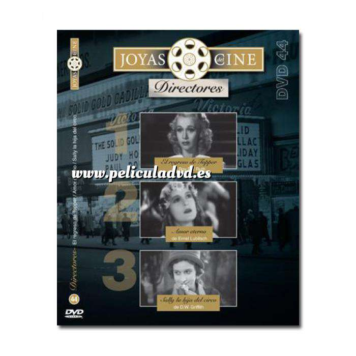 Imagen Joyas del cine Joyas del Cine 44 - Directores - El regreso de Topper / Amor Eterno / Sally la hija del circo (Últimas Unidades)