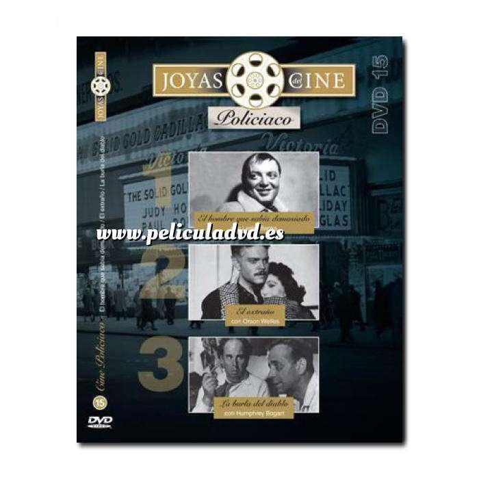 Imagen Joyas del cine Joyas del Cine 5 Sherlock Holmes / Y el arma secreta / Terror en la noche / Vestida para Matar (Últimas Unidades)