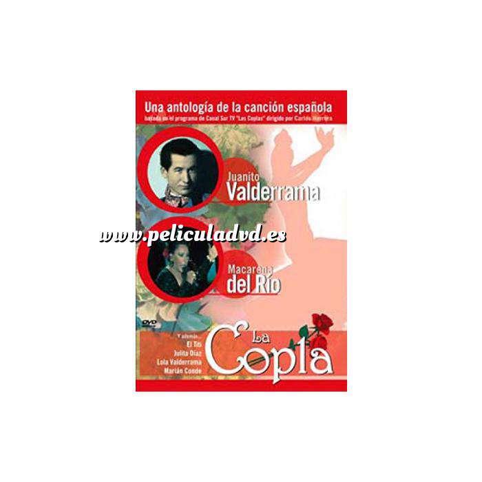 Imagen La Copla La Copla: Juanito Valderrama y Macarena del Rio (Últimas Unidades)