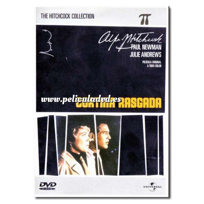 Imagen Paul Newman DVD Paul Newman - Cortina Rasgada (Últimas Unidades)