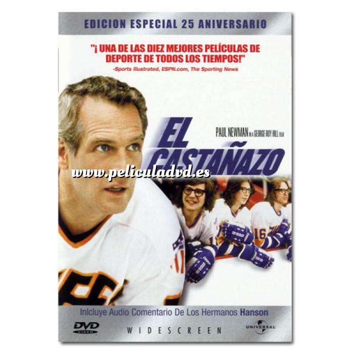 Imagen Paul Newman DVD Paul Newman - El Castañazo (Últimas Unidades)