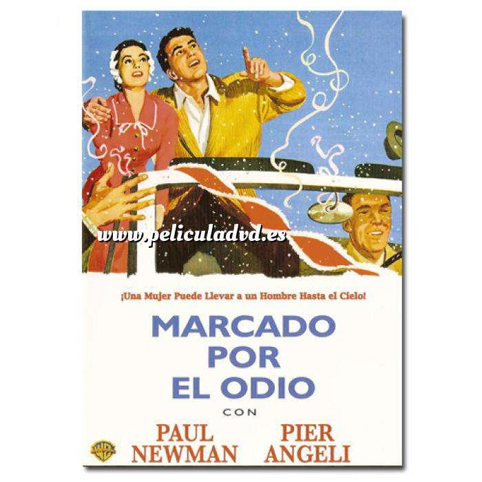 Imagen Paul Newman DVD Paul Newman - Marcado por el odio (Últimas Unidades)