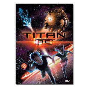 Cine Infantil - DVD Cine infantil - Titan AE
