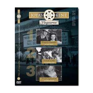 Joyas del cine - Joyas del Cine 21 - Vaqueros - El ángel y el pistolero / La horda Maldita / El rostro impenetrable (Últimas Unidades)