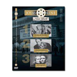 Joyas del cine - Joyas del Cine 29 - New York - La reina de New York / Juventud ambiciosa / Lazo Sagrado