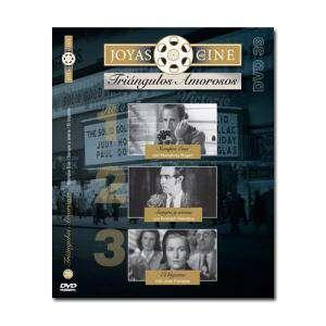 Joyas del cine - Joyas del Cine 39 - Triángulos amorosos - Siempre Eva / Sangre y Arena / El Bígamo (Últimas Unidades)